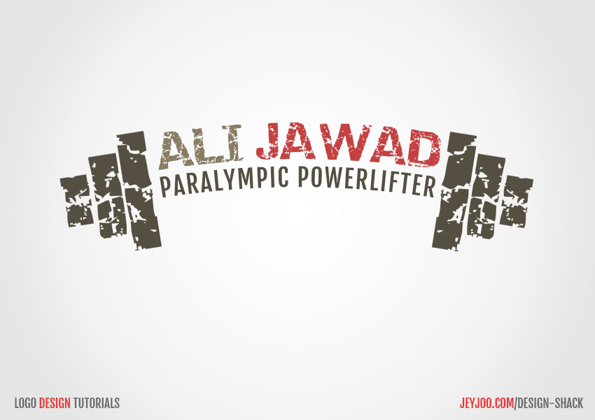 the final selected Ali Jawad logo