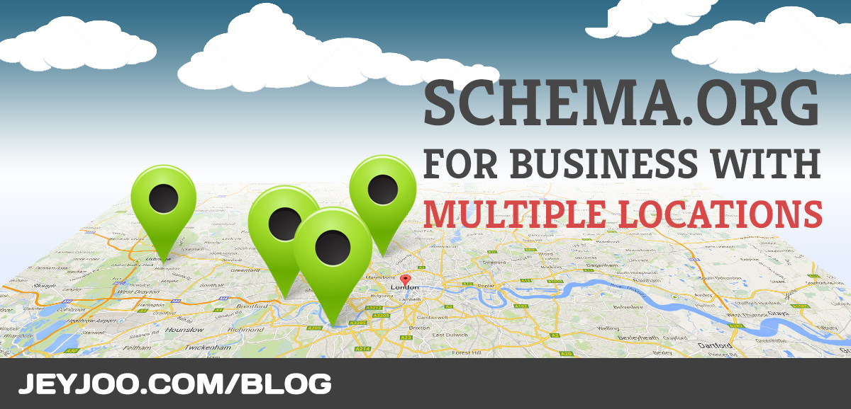 Schema Markup for multiple locations