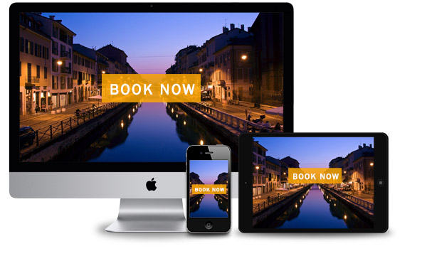 Responsive web design for the Hotel Industry in the French Riviera