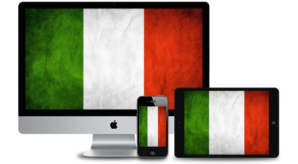 Italian SEO - get new clients in Italy