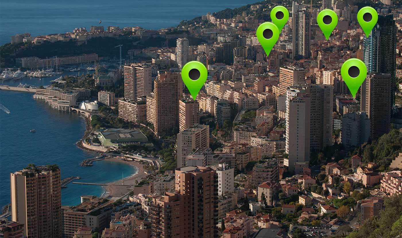 Website design experts in Monaco and the French Riviera