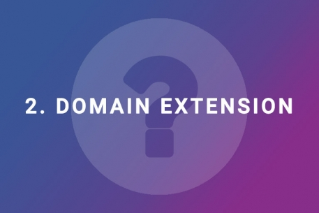 How to choose the best domain extension for your site