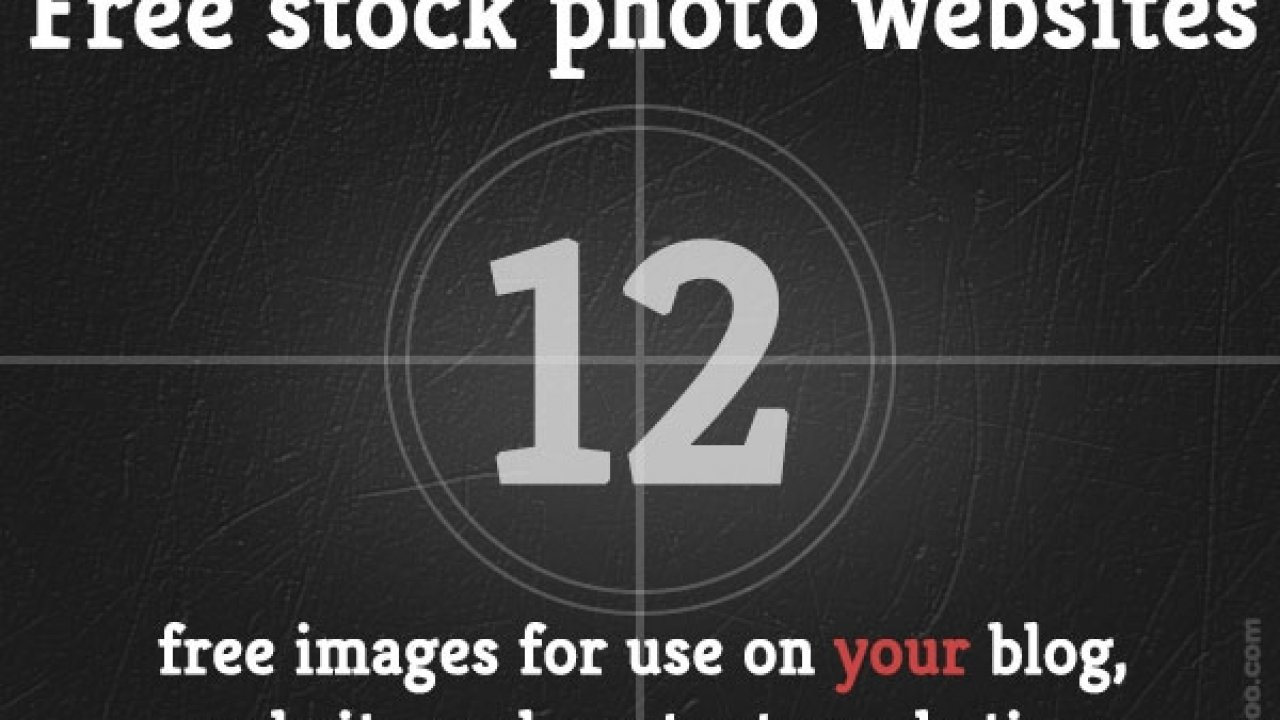 Absolutely free stock photo websites - THE BEST free photos resources
