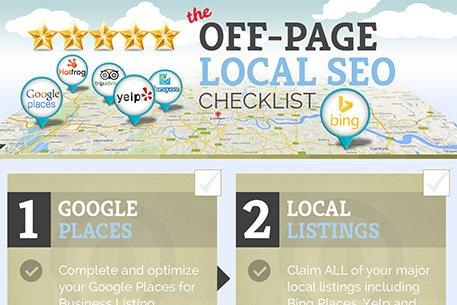 The Off-Page SEO Checklist for Local Business