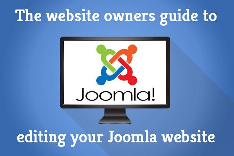 How to safely edit your Joomla website