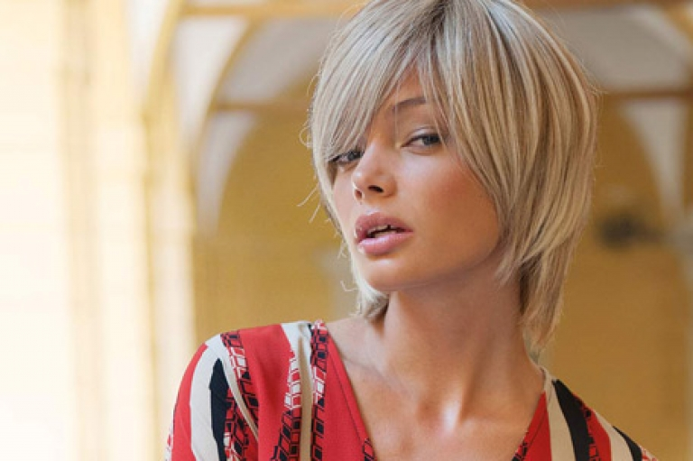 Hair and beauty website – Natural Line, Bologna