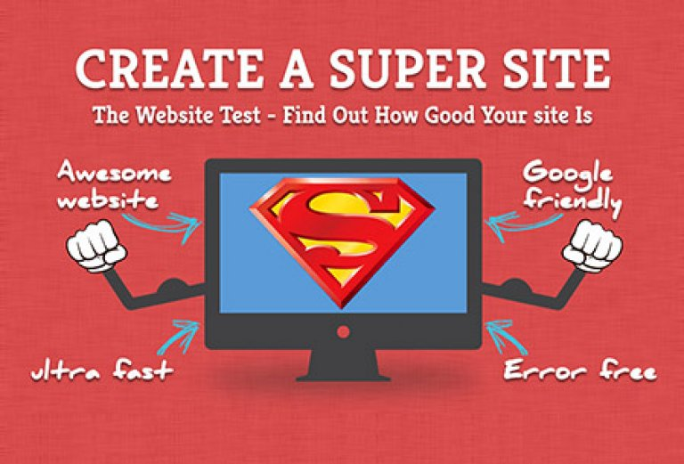 How good is your website? Find out here.