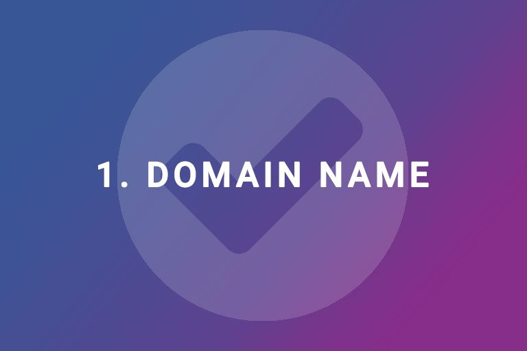 How to choose a great domain name