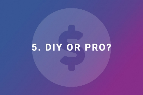 Should I Use a DIY Website Builder or Hire a Professional