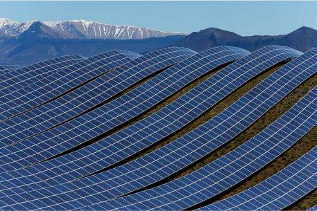 Rebuild of a Solar Manufacturer Website